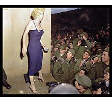 Marilyn Monroe, 1954 Photographic Print