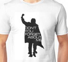 John Bender The Breakfast Club fist pump Unisex T-Shirt