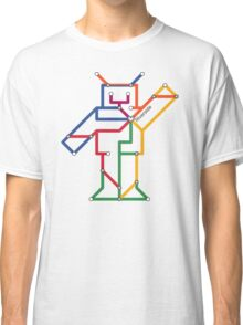 Robot: Riverside Classic T-Shirt