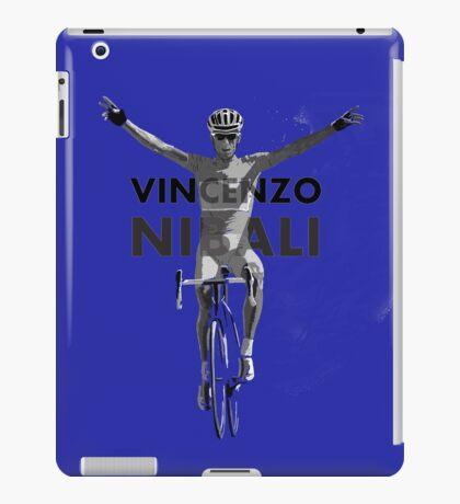 Vincenzo B&W iPad Case/Skin