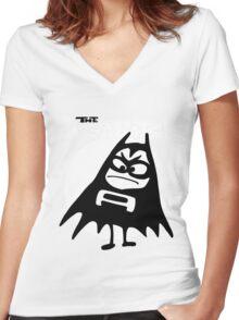 The Aquabats Super Rad Women's Fitted V-Neck T-Shirt