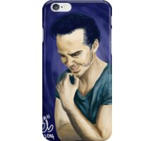 Moriarty with background iPhone Case/Skin