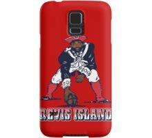 Darrelle Revis - Revis Island New England Patriots Samsung Galaxy Case/Skin