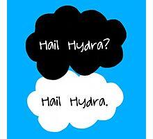 hail hydra Photographic Print