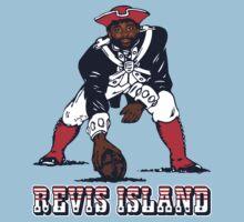 Darrelle Revis - Revis Island New England Patriots Kids Clothes