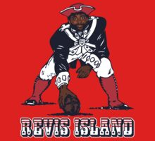 Darrelle Revis - Revis Island New England Patriots by shirtsforshirts