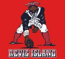 Darrelle Revis - Revis Island New England Patriots by shirtsforshirts