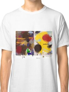 Abstract talk 005 Classic T-Shirt