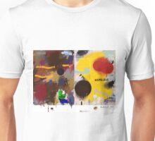Abstract talk 005 Unisex T-Shirt