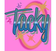 Weird Al Yankovic - TACKY Photographic Print