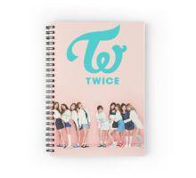 TWICE Spiral Notebook