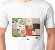 Abstract talk 006 Unisex T-Shirt