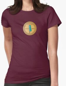 In H.E.L.P.eR. We Trust Venture Bros. Womens Fitted T-Shirt