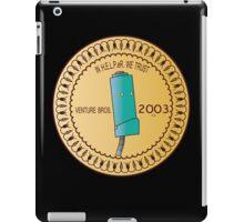 In H.E.L.P.eR. We Trust Venture Bros. iPad Case/Skin
