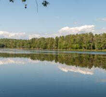 Beaver Pond, S Royalston MA Sticker