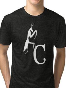 rally mantis Tri-blend T-Shirt