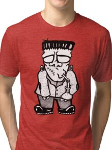 Frank's Monster Tri-blend T-Shirt