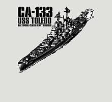 USS Toledo (CA-133) Unisex T-Shirt