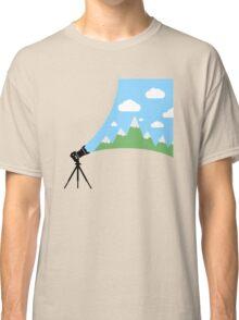 A Cameras Sight Classic T-Shirt