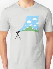A Cameras Sight Unisex T-Shirt