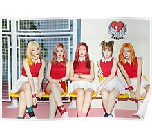 RV - russian roulette group poster Poster