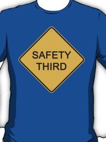 Safety Third T-Shirt