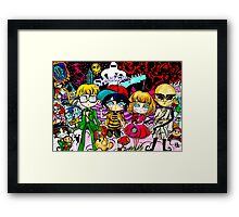 Earthbound Framed Print