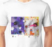 Abstract talk 007 Unisex T-Shirt