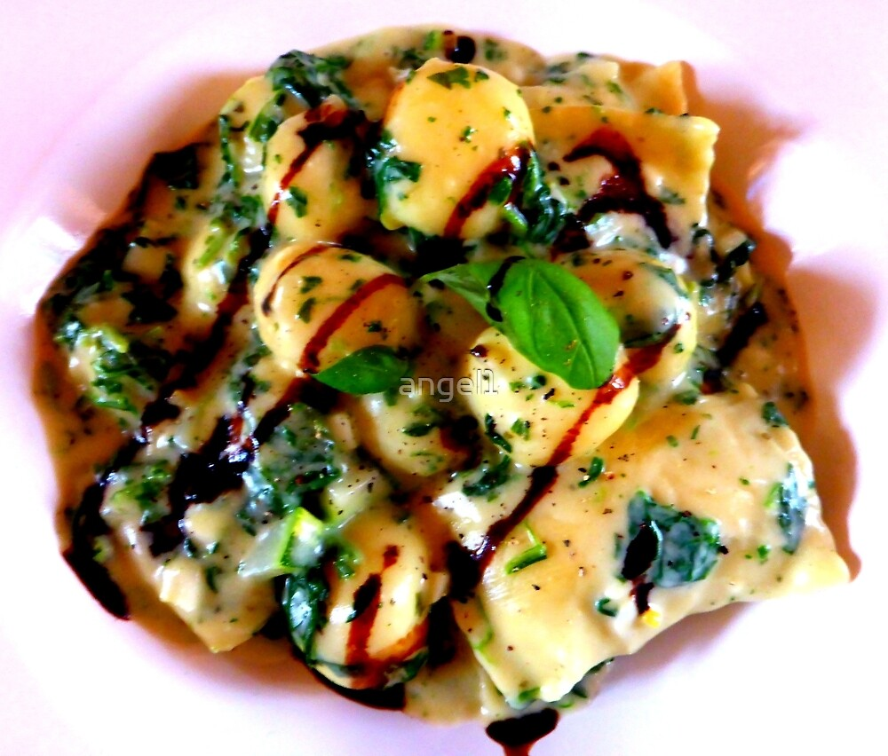 Gnocchi fantasia by ©The Creative  Minds