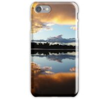 Peace and Power at Sunset  iPhone Case/Skin