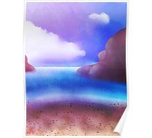 Pretty Ocean Poster