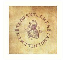 The TANGENTLEMEN Podcast Stuff Art Print
