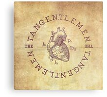 The TANGENTLEMEN Podcast Stuff Metal Print