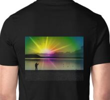 Best wishes to you for a Peaceful, Joyous, Healthy and Magical New Year filled with many fabulous photo opportunities !! Unisex T-Shirt