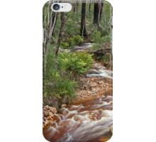 Little Stream flows through the Grampians National Park iPhone Case/Skin