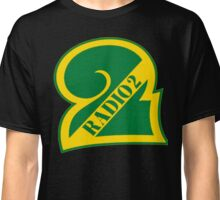 Radio 2 Retro logo Classic T-Shirt