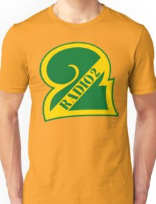 Radio 2 Retro logo Unisex T-Shirt