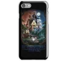 Mysterious Things iPhone Case/Skin