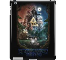Mysterious Things iPad Case/Skin