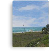 Mexico Beach Summer Canvas Print