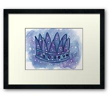 Northern Crown Framed Print