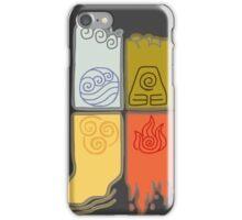 Elemental Scrolls iPhone Case/Skin