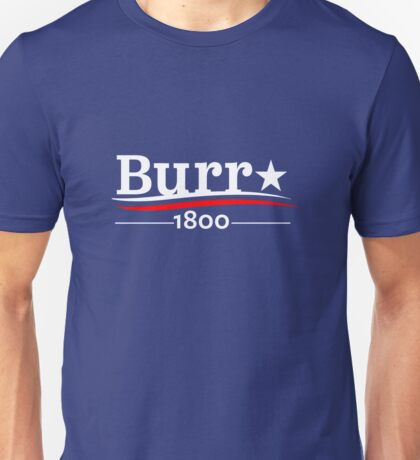 burr 1800 Unisex T-Shirt