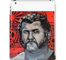 Harley Race iPad Case/Skin