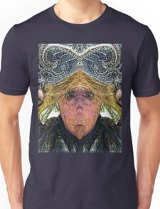 Mirabella H. Lugubrious (Art & Poetry) Unisex T-Shirt