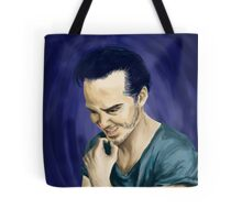 Moriarty with background Tote Bag
