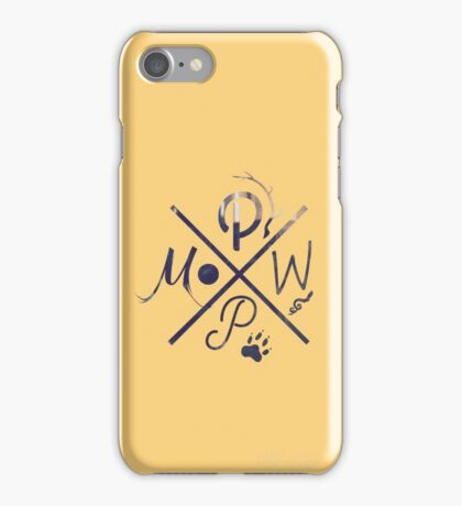 Mauraders iPhone Case/Skin