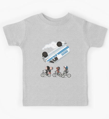 stranger things Kids Tee
