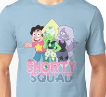 Shorty Squad v2 Flat Color Unisex T-Shirt