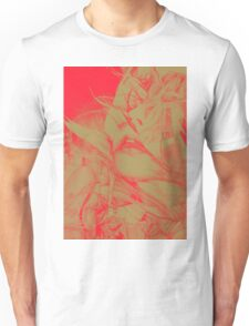 Burning Flame, 2016, 50-70cm, graphite crayon on paper Unisex T-Shirt